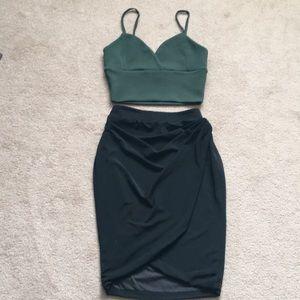 Vero Moda Black skirt